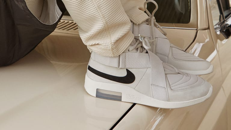 newest b005e 6826d Nike reveals the Air Fear of God Raid