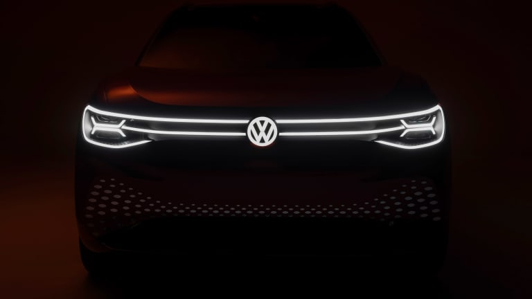 Volkswagen adds a full-size SUV to its all-electric ID. line