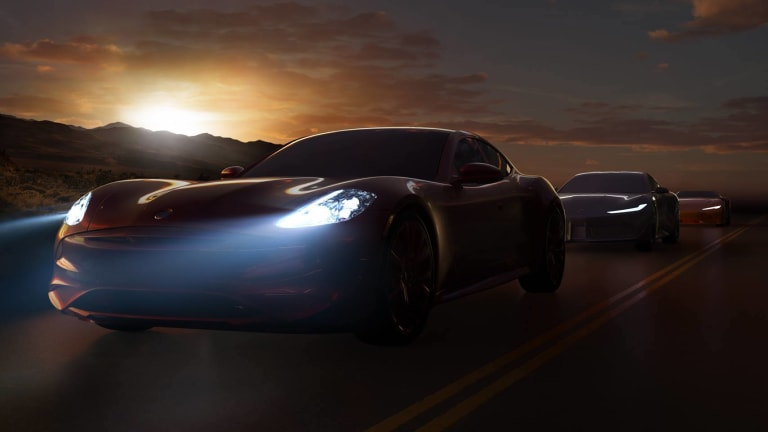 Karma reveals an all-new Revero and two Pininfarina-designed concepts
