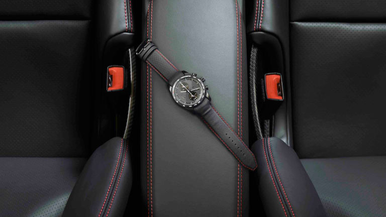 Porsche's new chronograph is exclusive to 2019 911 Speedster owners