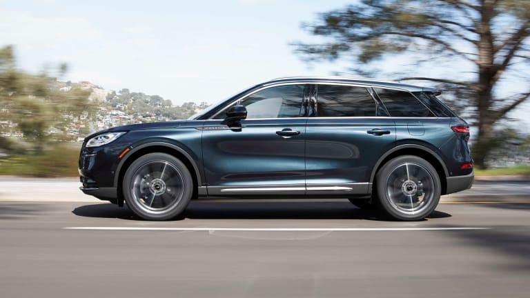 Lincoln reveals its latest SUV, the 2020 Corsair