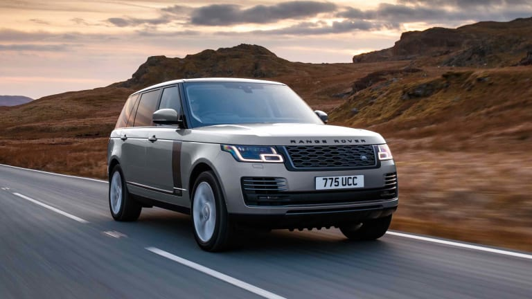 The Range Rover is getting a new mild-hybrid for the 2020 model year