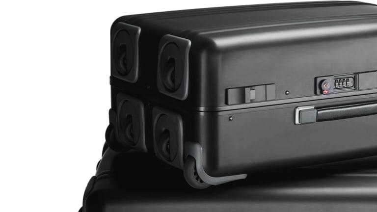 Zero Halliburton releases the ultimate version of their aluminum suitcase