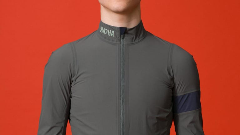 Rapha designed their Pro Team Lightweight Shadow Jacket to be your new cycling must-have