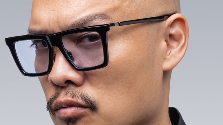 Acronym launches its first eyewear collection