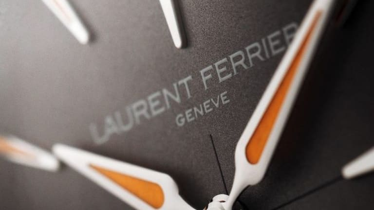 Laurent Ferrier introduces its Tourbillon Grand Sport