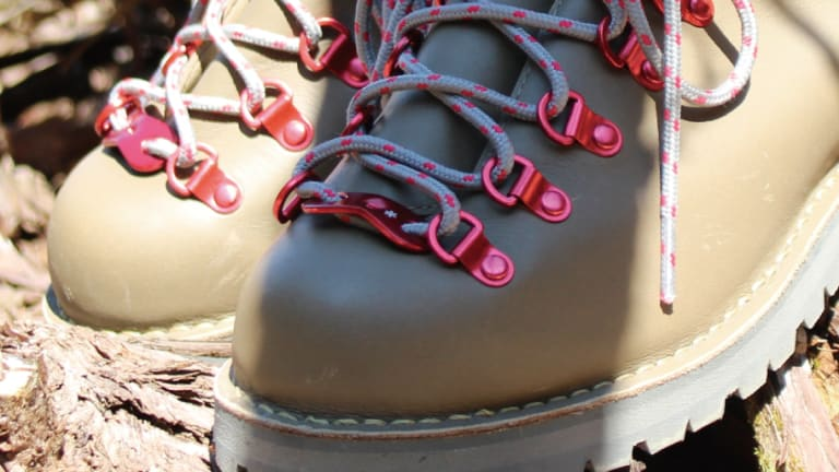 Danner and Snow Peak reveal their Trail Field Pro boot