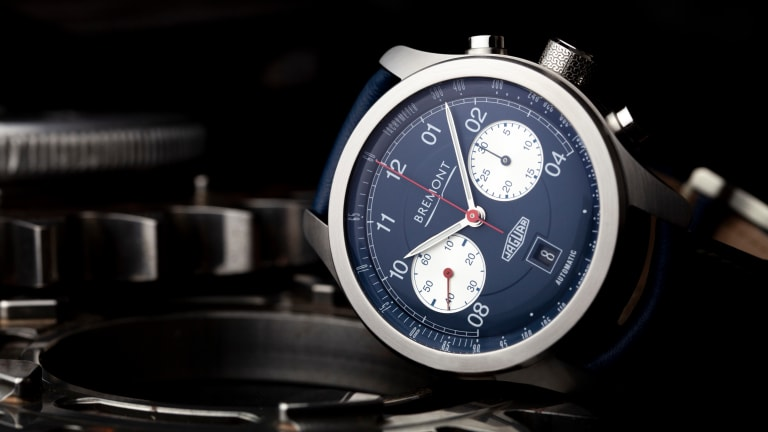 Bremont's latest collaboration with Jaguar celebrates the D-Type