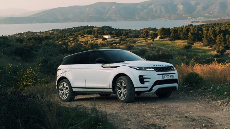 The 2020 Range Rover Evoque brings refinement through a reductive design