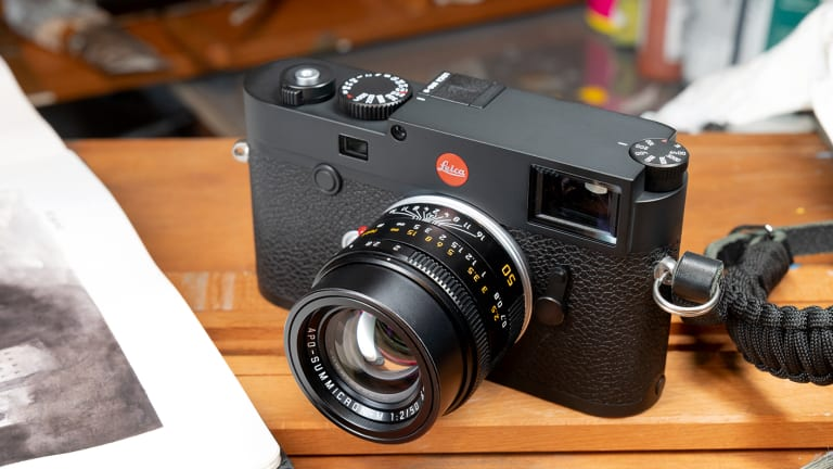 The Leica M gets a big boost in resolution with the new M10-R
