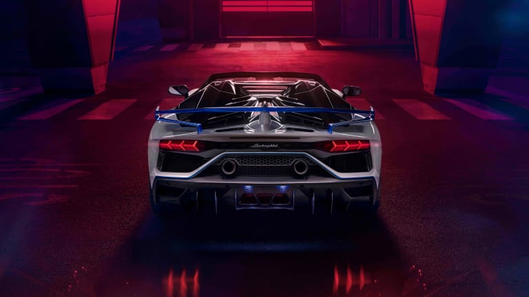 Lamborghini reveals the Aventador SVJ Xago