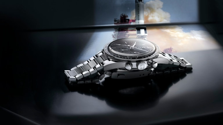 Omega releases its revamped Moonwatch