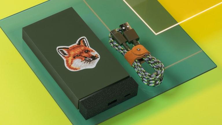 Native Union and Maison Kitsuné release a capsule of tech accessories
