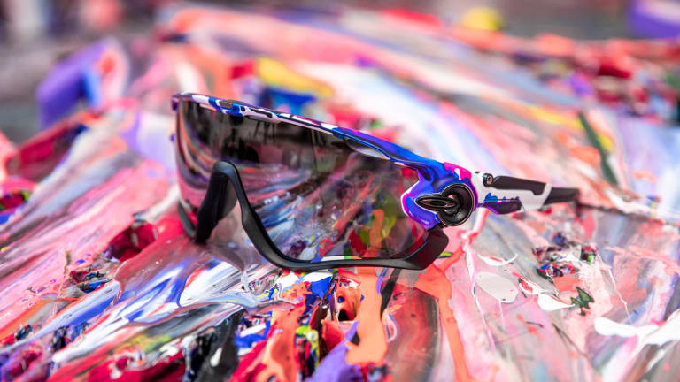 Oakley and artist Meguru Yamaguchi launch the Kokoro Collection