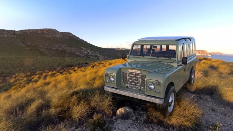 Zero Labs announces its next EV conversion, the Land Rover Series III 109