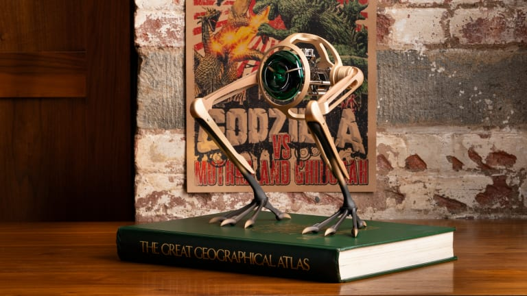Massena LAB creates a bold statement piece in collaboration with MB&F and L'Epée
