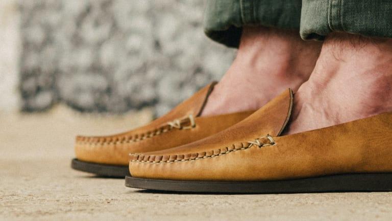 Oak Street Bootmakers' Slip Moc is destined for a permanent spot in your footwear rotation