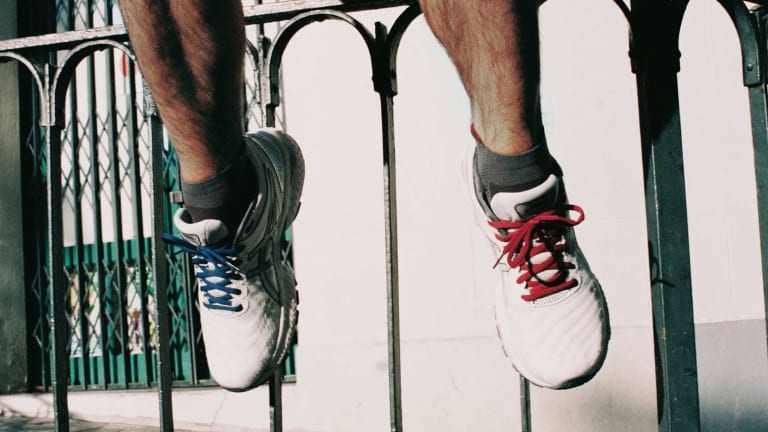 """Reigning Champ and Asics reveal their """"Paris"""" Edition collection"""