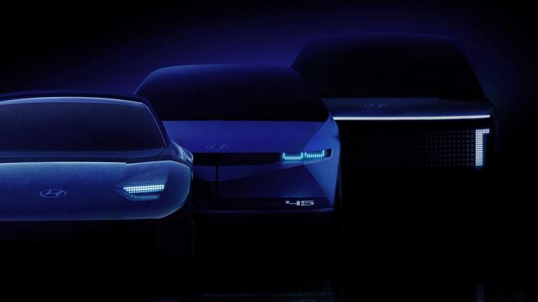 Hyundai announces its all-new EV brand, IONIQ
