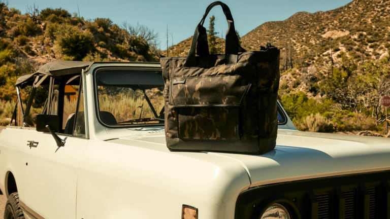 Mission Workshop's new tote is built for both work and the weekends