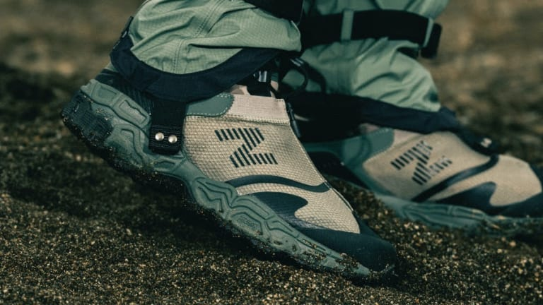 Snow Peak and Tokyo Design Studio New Balance reveal the TDS Niobium Concept 1