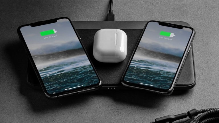 Nomad launches its Base Station Pro full-surface wireless charger