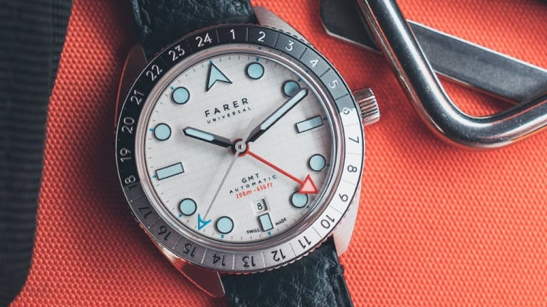Farer releases its latest GMT, the Maze