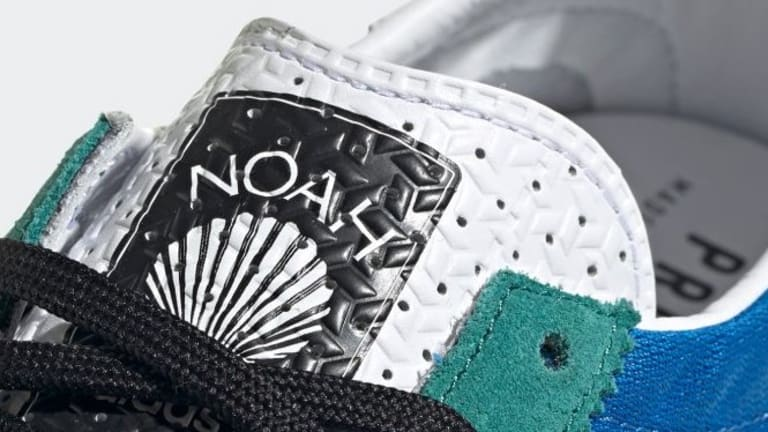 Noah and adidas team up on a collection of Primeblue sneakers