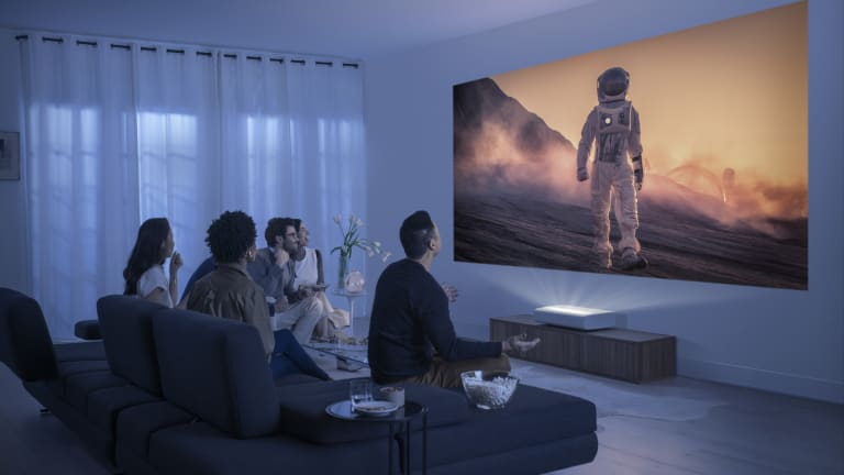 Samsung's The Premiere has everything you need to turn your living room into a 4K cinema