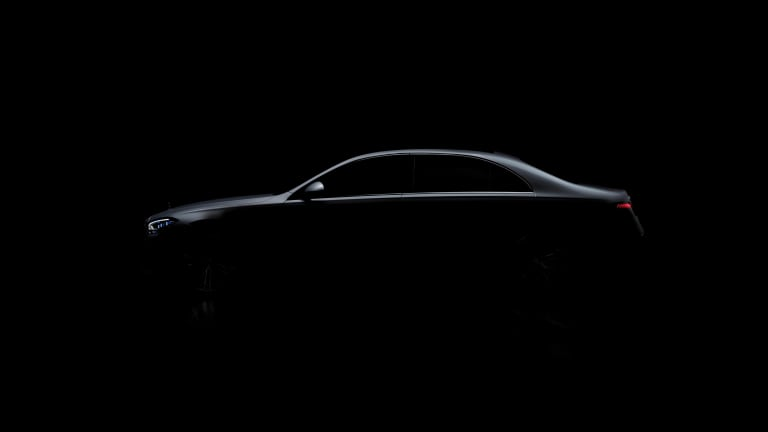 Mercedes aims to set the bar once again for luxury sedans with the 2021 S Class