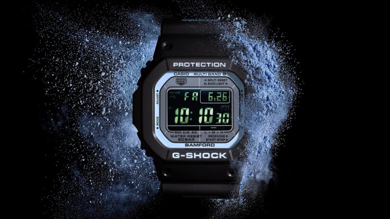 Bamford London unveils its collaboration with G-SHOCK