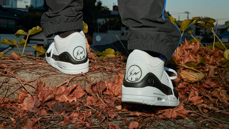 Hiroshi Fujiwara reveals his take on the Air Jordan III