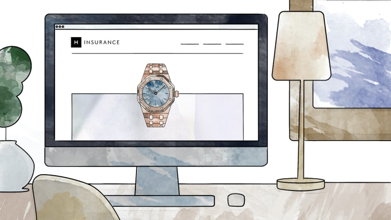Hodinkee announces a new insurance service to protect your prized watch collection