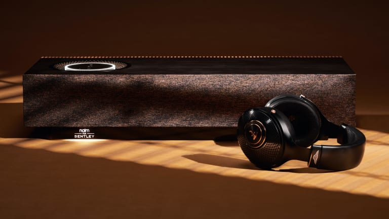 Bentley showcases its affinity for hi-fi with a collaboration with Naim and Focal