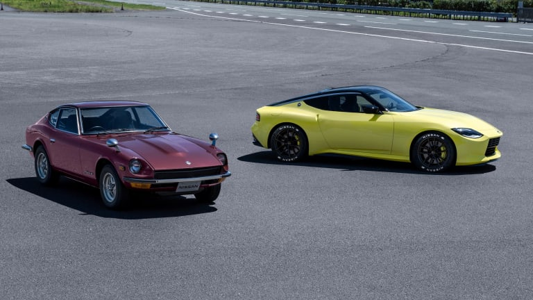 Nissan previews the future of the Z