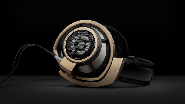 Sennheiser releases the HD 800 S in a limited edition matte gold colorway
