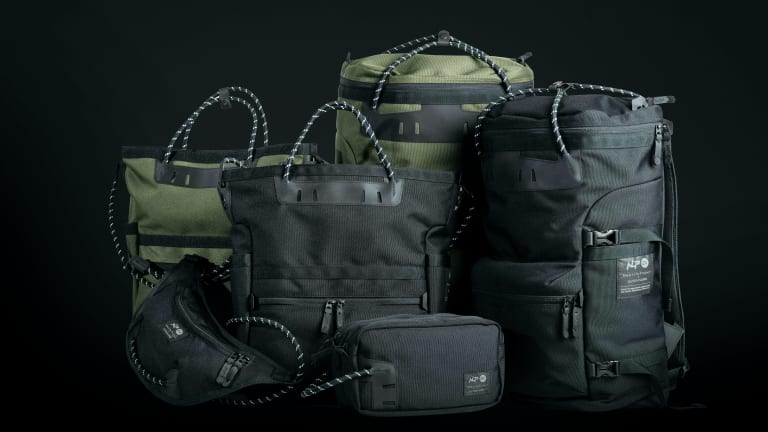 Outerknown launches a collection of sustainable bags with New Life Project