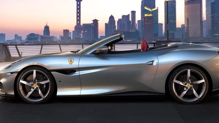 Ferrari unveils the new Portofino M
