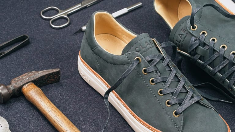Clae's new Welt Pack adds hand-crafted details to one of their most popular styles