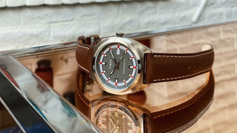 Todd Snyder brings the aesthetic of his vintage-inspired fall collection to his latest watch with Timex