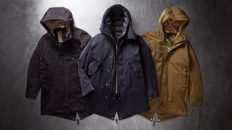 Division Road and Ten C release a collection of winter essentials