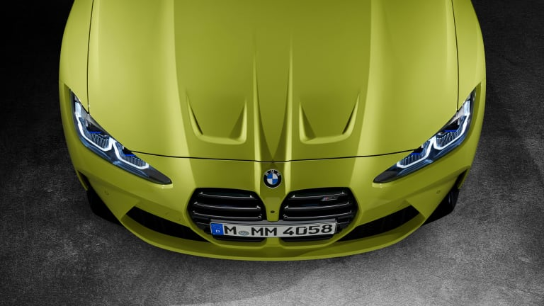 BMW reveals the sixth-generation 2021 M3 and M4