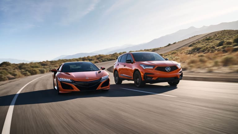 Acura launches its latest hand-built model, the 2021 RDX PMC Edition