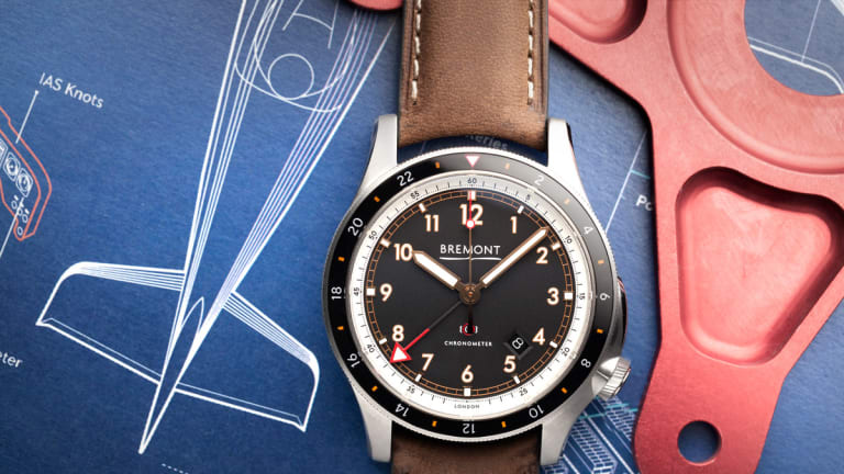 Bremont commemorates Rolls-Royce's ionBird electric plane with a special edition timepiece