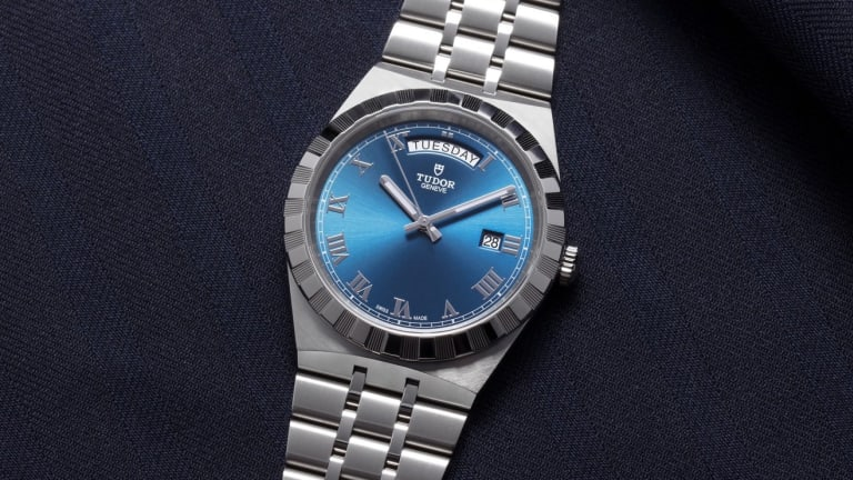 Tudor launches its Royal collection