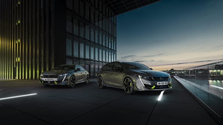 Peugeot Sport Engineered reveals its most powerful model yet