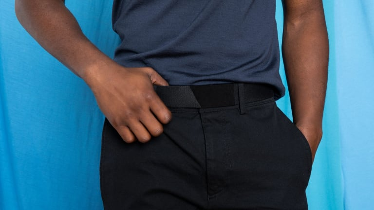 Outlier's new Polyamour Precision Belt is designed for the ultra-minimalist