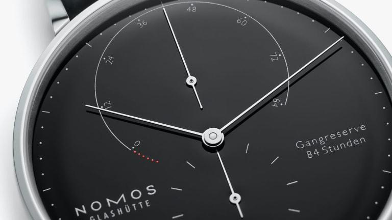 Nomos releases its Lambda models in steel