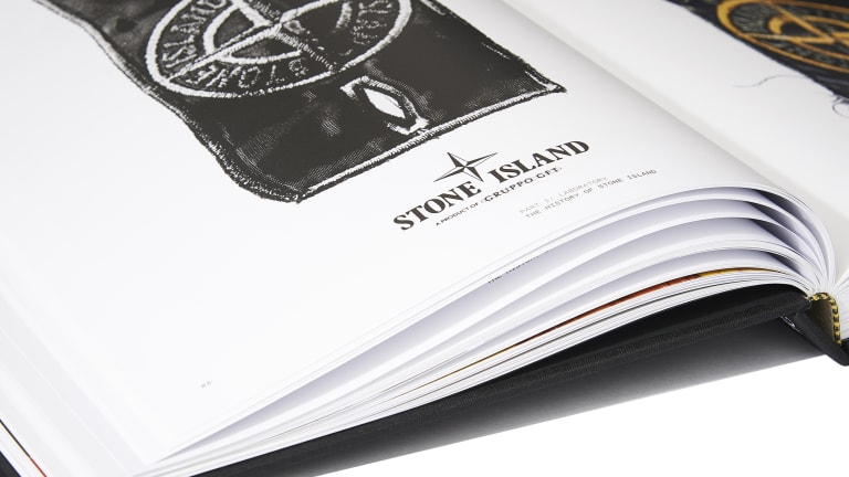 Rizzoli collects the 38-year history of Stone Island in a new monograph