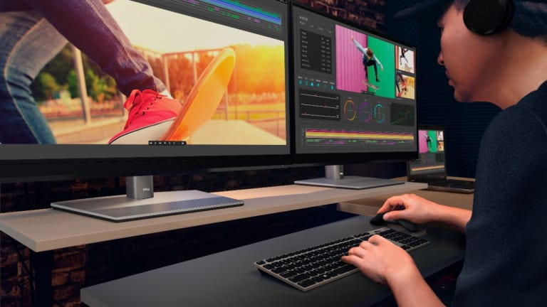 Dell debuts a new rival to the Apple Pro Display XDR